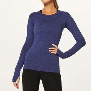 lululemon long sleeve swiftly tech tee